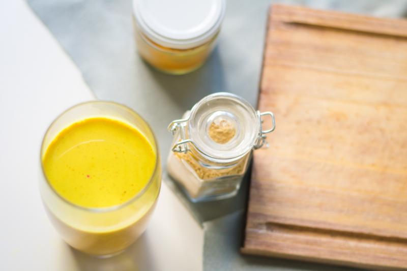 O que é golden milk