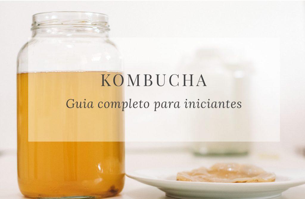 o que é o kombucha