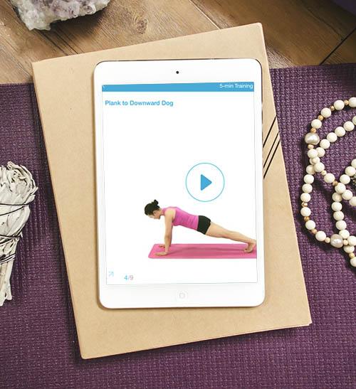 melhores aplicativos de yoga