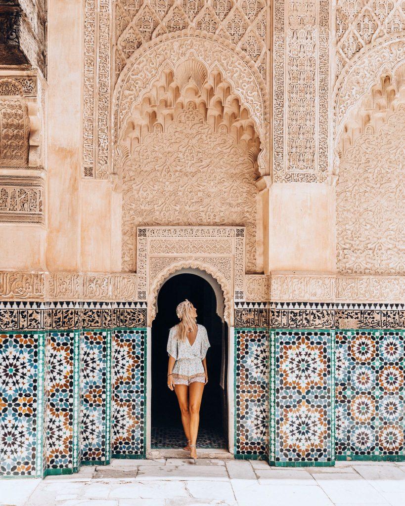 Melhores destinos do marrocos