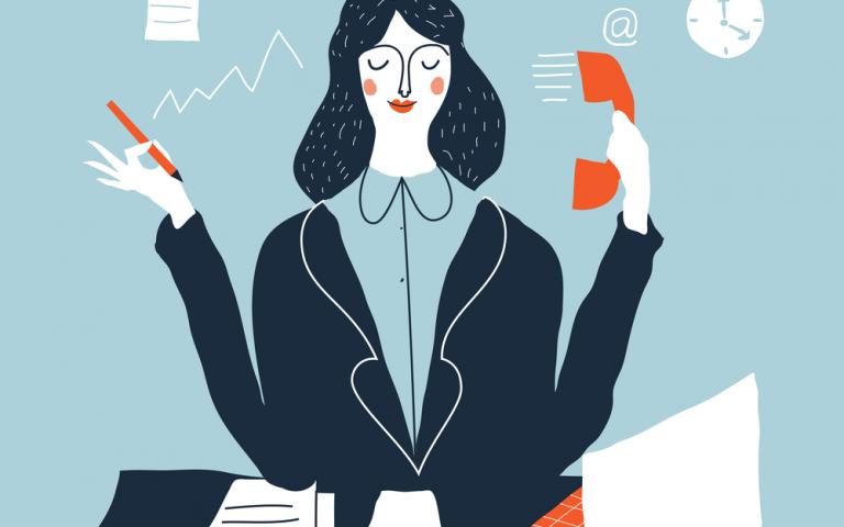 4 passos simples para ser mais produtiva