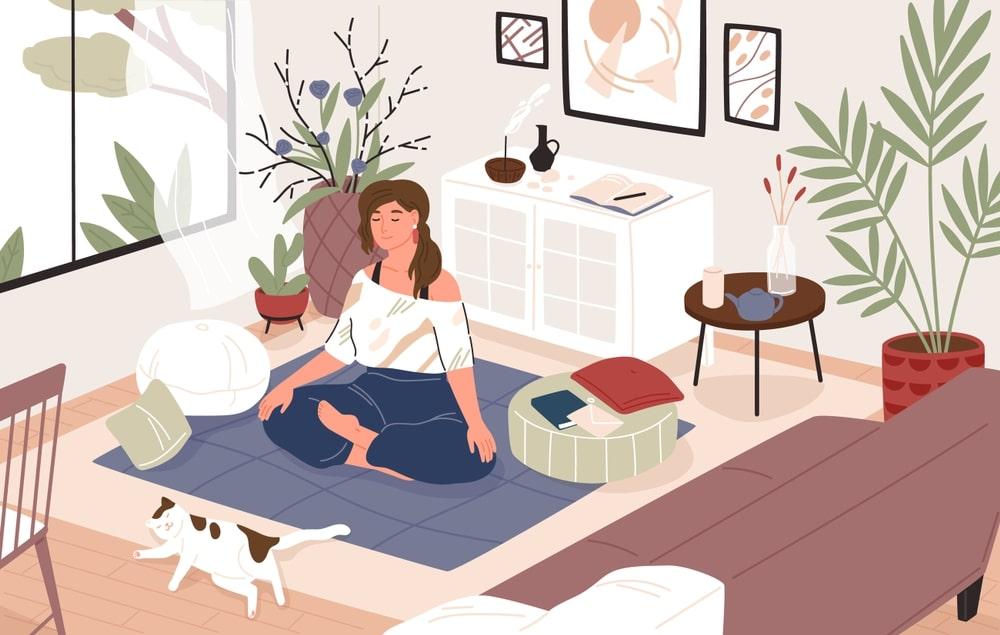 meditação benefícios