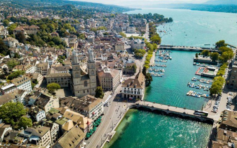 Renda-se aos encantos de Zurique, na Suíça